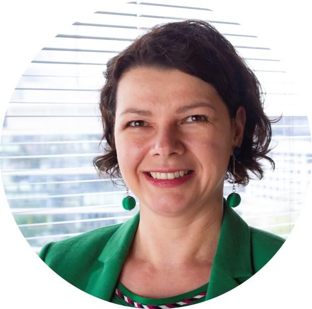 Anna Jeleniewicz-Łada, HR, Director