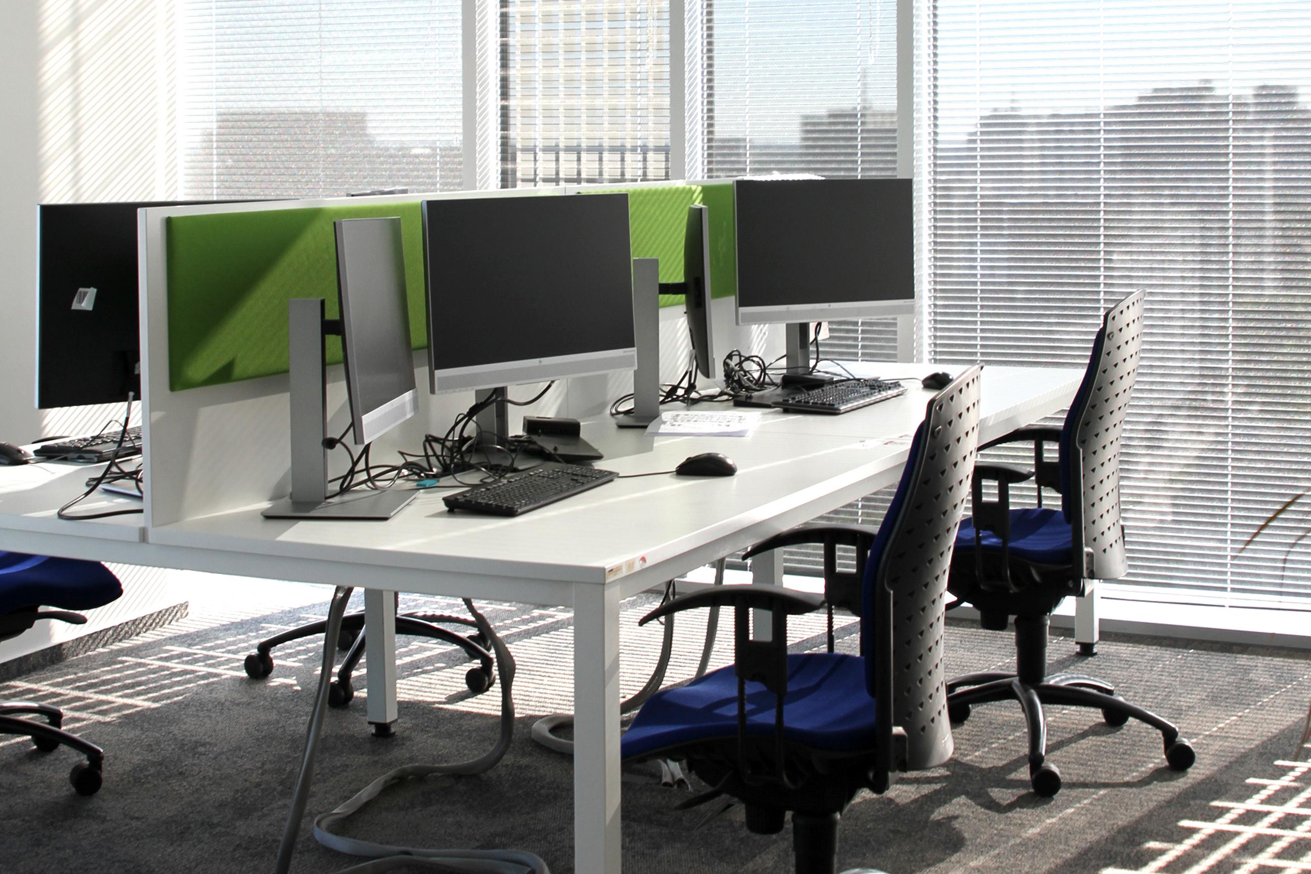 Przykładowe miejsce pracy w BNP Paribas Leasing Solutions